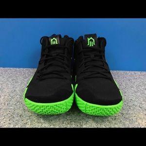 45405df67bbd Nike Shoes - Nike Kyrie 4 AA2897-012 Halloween Black Rage Green